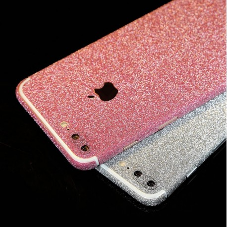 coque iphone 7 integrale paillette