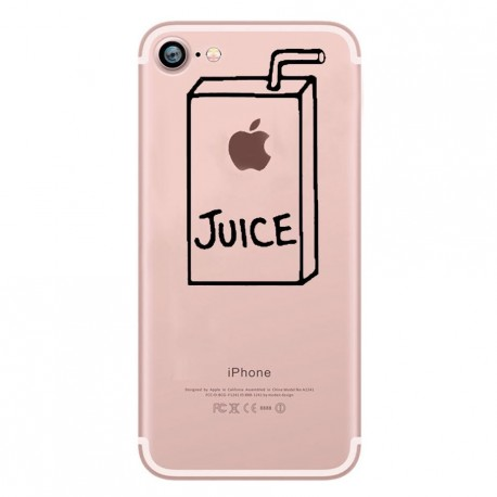 iphone 8 coque souple transparente