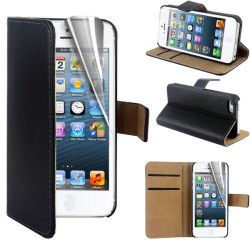 Coque Portefeuille IPHONE SE Protection APPLE