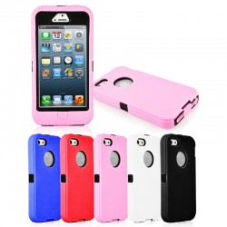 Coque Builders IPHONE 5/5S Couleurs