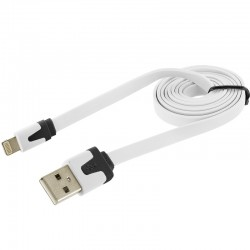 Cable Noodle Chargeur Usb IPHONE SE