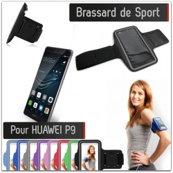 Brassard Sport Huawei Huawei P9 pour Courir Respirant Housse Etui coque T6