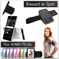 Brassard Sport Huawei Huawei P9 Lite pour Courir Respirant Housse Etui coque T6