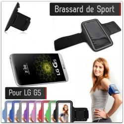 Brassard Sport LG G5 H850 pour Courir Respirant Housse Etui coque T6