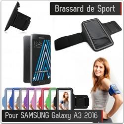 Brassard Sport SAMSUNG Galaxy A3 2016 pour Courir Respirant Housse Etui coque T3
