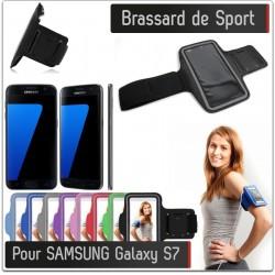 Brassard Sport SAMSUNG Galaxy S7 2016 pour Courir Respirant Housse Etui coque T4