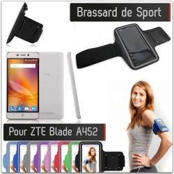 Brassard Sport ZTE Blade A452 pour Courir Respirant Housse Etui Coque T6