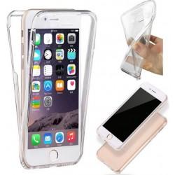 Coque Silicone Intégrale Transparente pour IPHONE 6/6S PLUS APPLE Protection Gel Souple Housse Etui