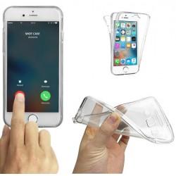 Coque Silicone Intégrale Transparente pour IPHONE 5/5S APPLE Protection Gel Souple Housse Etui