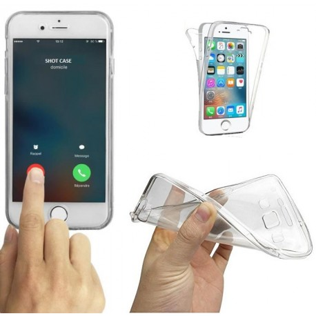 coque transparente protection iphone 5