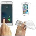 Coque Silicone Intégrale Transparente pour IPHONE 5/5S APPLE Protection Gel Souple