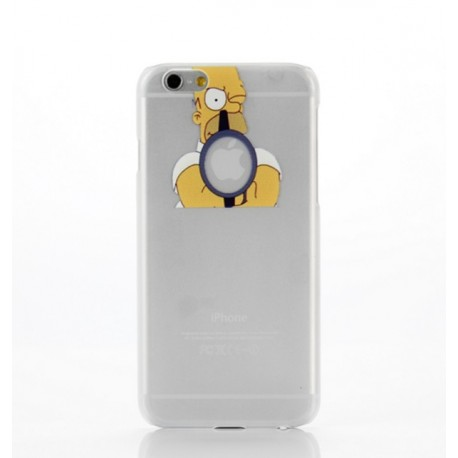coque iphone 6 simpson silicone