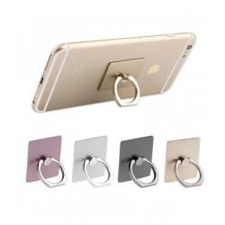 Bague Support pour Smartphone Tablette Universel Anneau 360° Rotatif