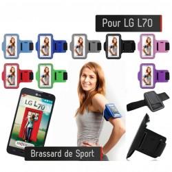 Brassard Sport LG L70 Housse Etui coque