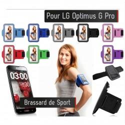 Brassard Sport LG Optimus G Pro Housse Etui coque
