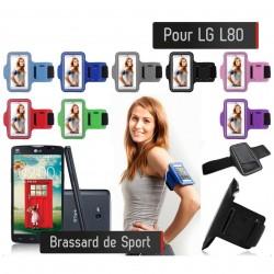 Brassard Sport LG L80 Housse Etui coque