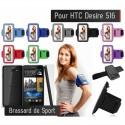 Brassard Sport HTC Desire 516 Housse Etui coque