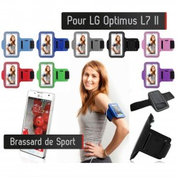Brassard Sport LG Optimus L7 II Housse Etui coque