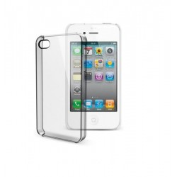 Coque Transparente IPHONE 4/4S Protection Couleurs Housse Etui