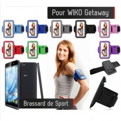 Brassard Sport Wiko Getaway