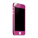 Sticker Autocollant IPHONE SE Intégral APPLE Bling Paillettes Strass Diamant Avant/Arrière