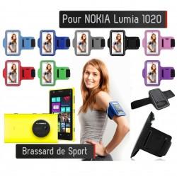 Brassard Sport Nokia Lumia 1020 Housse Etui coque