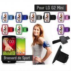 Brassard Sport LG G2 Mini Housse Etui coque