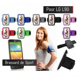 Brassard Sport LG L90 Housse Etui coque
