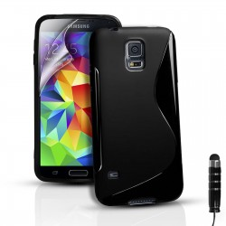 Coque S Line SAMSUNG Galaxy S5 NEW Silicone TPU Protection
