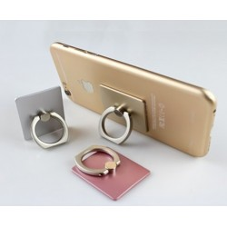 Bague Support pour IPHONE 7 PLUS APPLE Universel Anneau 360° Rotatif +
