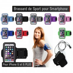 Brassard Sport Iphone 6 PLUS / 6S PLUS Housse Etui coque