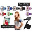 Brassard Sport LG F70 Housse Etui coque