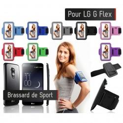 Brassard Sport LG G Flex Housse Etui coque