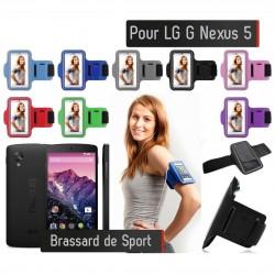 Brassard Sport LG NEXUS 5 Housse Etui coque