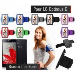 Brassard Sport LG Optimus G Housse Etui coque