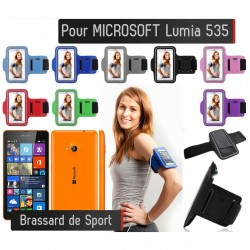 Brassard Sport Microsoft Lumia 535 Housse Etui coque