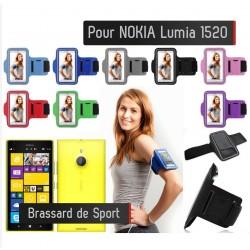 Brassard Sport Nokia Lumia 1520 Housse Etui coque