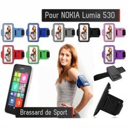 Brassard Sport Nokia Lumia 530 Housse Etui coque