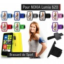 Brassard Sport Nokia Lumia 620 Housse Etui coque