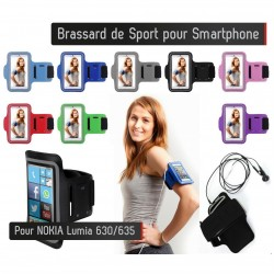 Brassard Sport Nokia Lumia 635 Housse Etui coque