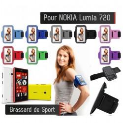 Brassard Sport Nokia Lumia 720 Housse Etui coque