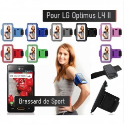 Brassard Sport LG Optimus L4 II Housse Etui coque