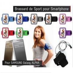 Brassard Sport Samsung Galaxy Alpha