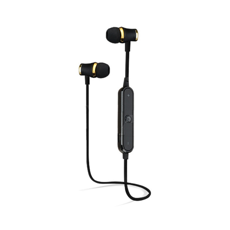 Ecouteurs Bluetooth Anneau pour WIKO Jerry Smartphone Sans Fil Telecommande Son Main Libre INTRA AURICULAIRE Universel Shot Case, accessoires de