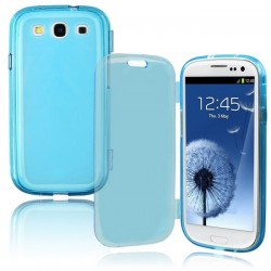 Coque Housse Etui Silicone Clap SAMSUNG Galaxy S3