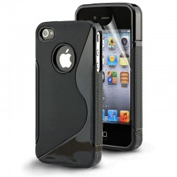 Coque S Line IPHONE 4/4S Housse Etui