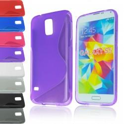 Coque S Line SAMSUNG Galaxy S5 Housse Etui