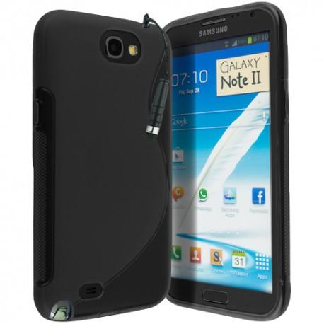 Coque S Line SAMSUNG Galaxy Note 2 Housse Etui