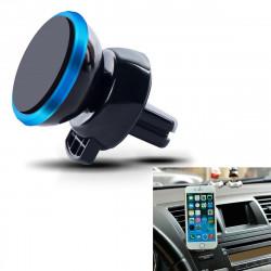 Support Voiture Magnétique pour IPHONE 4/4S Smartphone avec Aimant Ventilateur Universel 360 Rotatif