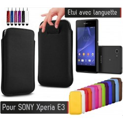 Etui Pull up Sony Xperia E3